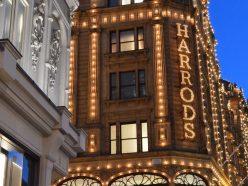 Harrods ouvre un magasin ultra-luxe en Chine