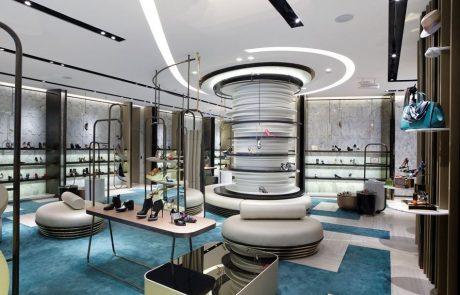 Harvey Nichols ouvre ses portes au Qatar