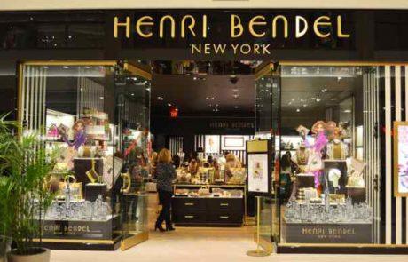 Les boutiques Henri Bendel ferment leurs portes