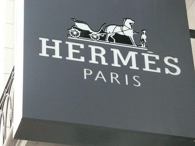 Hermès consolide sa croissance