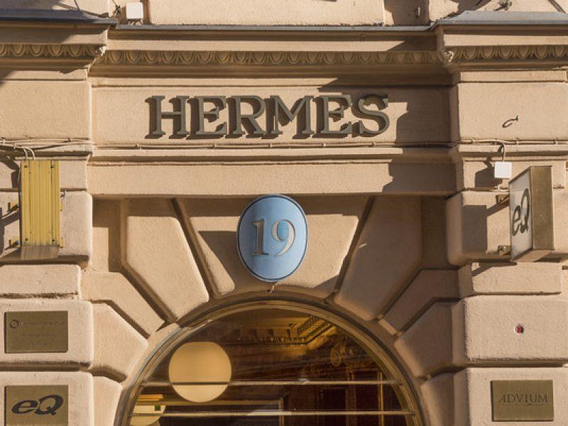 2018, une année record pour Hermès
