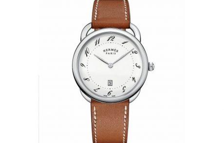 2 nouvelles montres Arceau chez Hermès