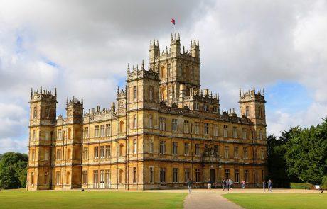 Aibnb s'offre le château de Downton Abbey