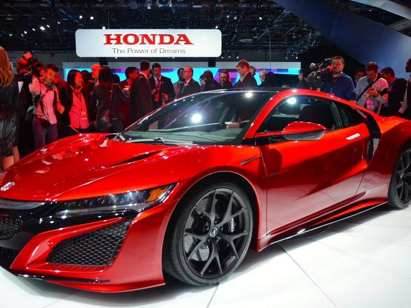 Honda veut s'imposer sur le marché des supercars hybrides