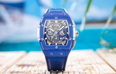 Hublot : l'horloger suisse rend hommage à Capri