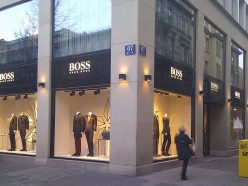 Hugo Boss s'allie à Meissen