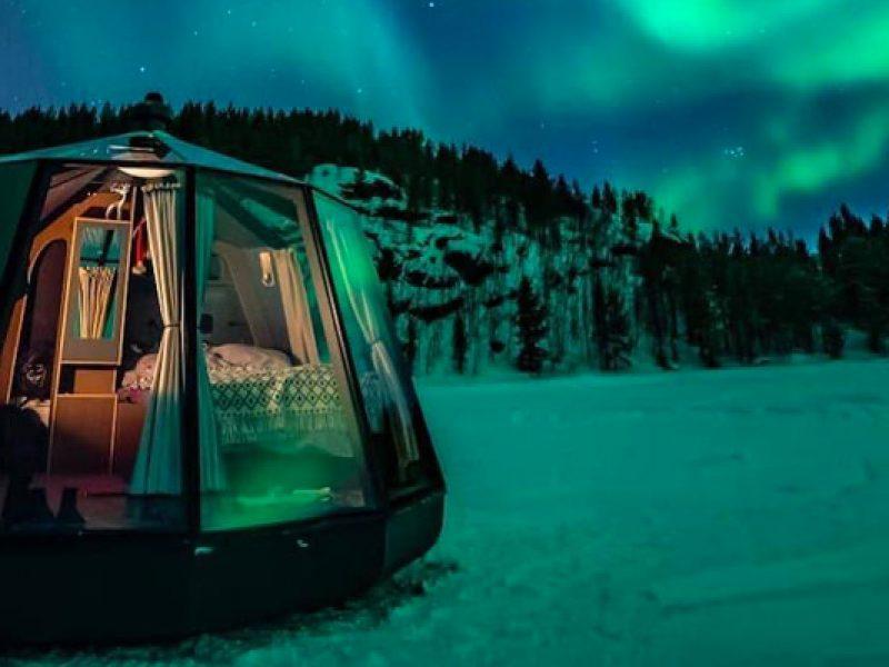 Bientôt un hôtel de luxe au Pôle Nord