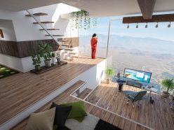 Un bilan en hausse pour l'immobilier de luxe au 1er trimestre