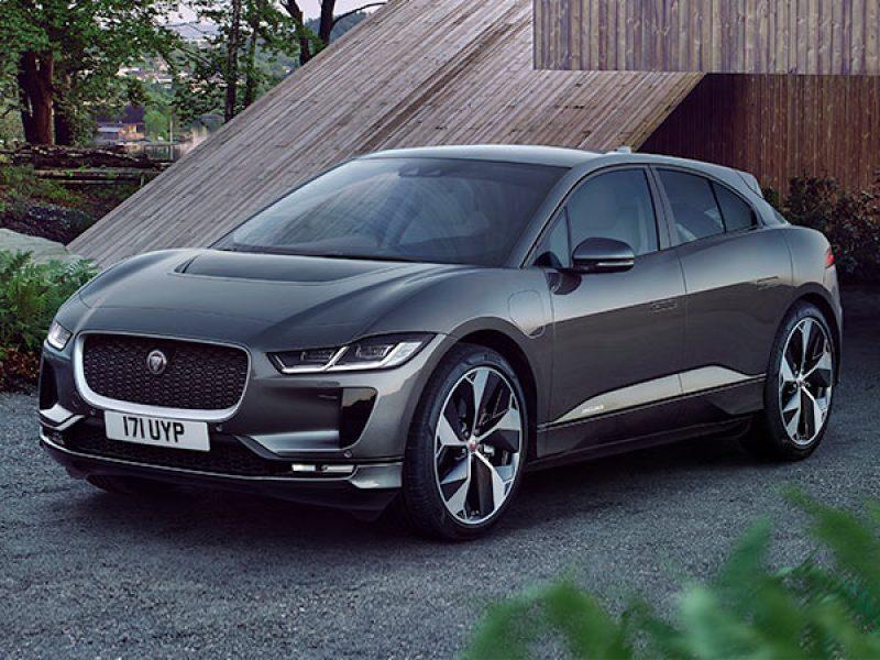 Jaguar i-Pace : le luxe 100% électrique