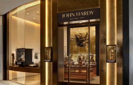 Le joaillier John Hardy aux Galeries Lafayette