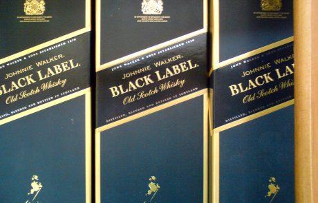 Johnnie Walker : un service online de personnalisation des bouteilles
