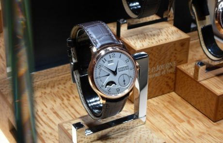 Chanel s'intéresse à l'horloger suisse Journe
