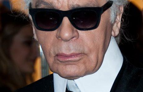 Chanel diffuse le dernier podcast de Karl Lagerfeld