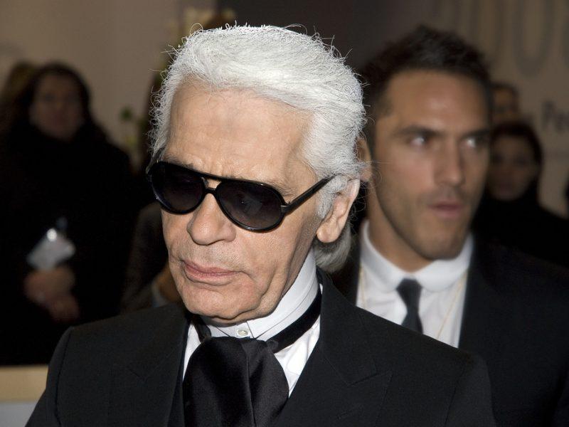 Karl Lagerfeld, disparition d'une superstar de la mode (1/2)