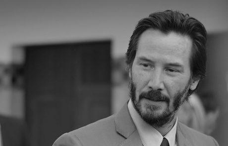 Keanu Reeves devient le nouveau visage de Saint Laurent