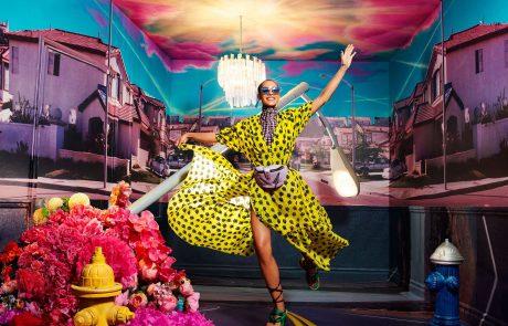 David LaChapelle signe la nouvelle campagne Kenzo