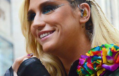 La chanteuse Kesha lance sa marque de cosmétiques végane