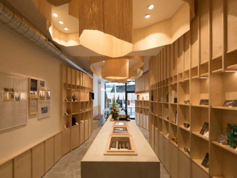 Kinasé, l'épicerie de luxe dédiée au Japon