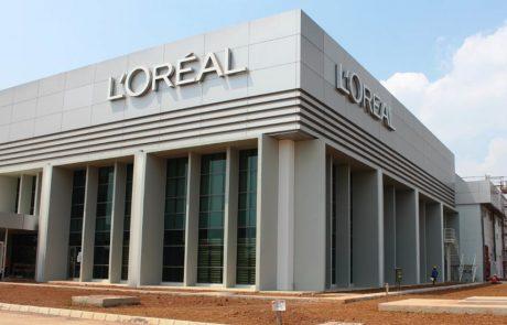 L'Oréal performe grâce au luxe