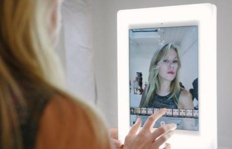 L'Oréal teste le maquillage en réalité augmentée