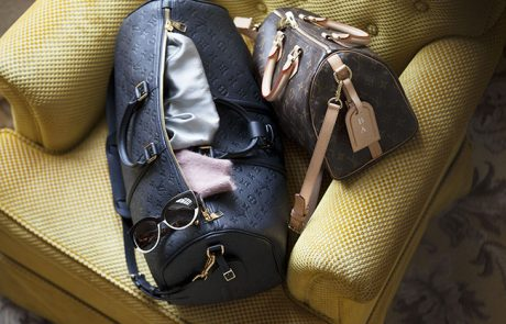 LV Echo, le traceur de bagages de Louis Vuitton