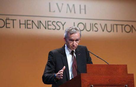 LVMH : une année record pour le luxe français