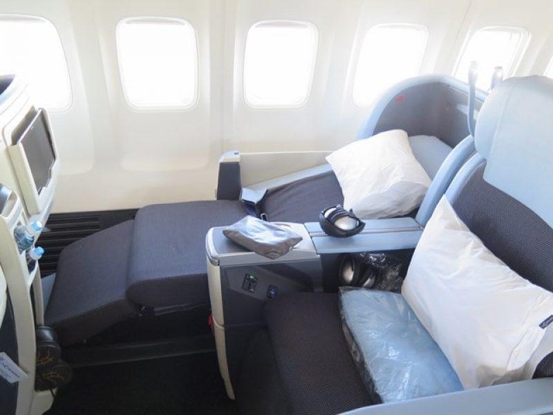 Transport aérien : la mode des classes business à prix réduit