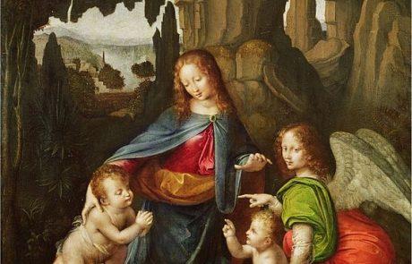 Off-White propose une collection spéciale Léonard de Vinci