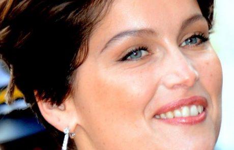 Laetitia Casta : nouvelle égérie IKKS