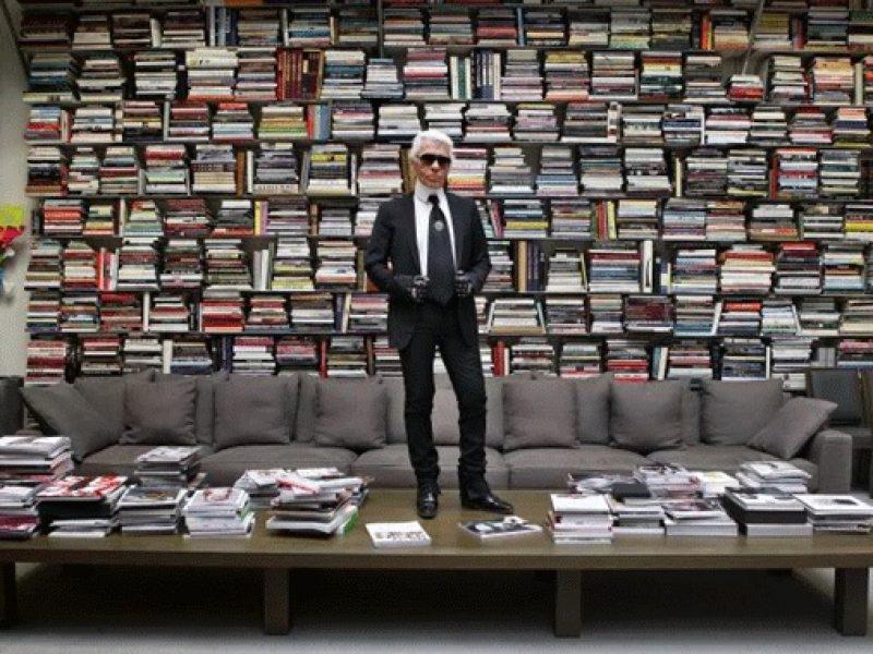Karl Lagerfeld, disparition d'une superstar de la mode (2/2)