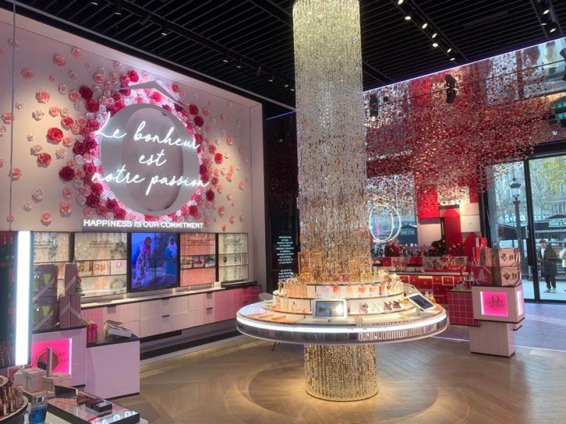 Lancôme : plus de service personnalisé en boutique