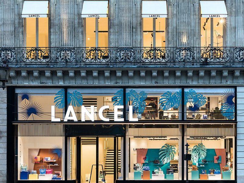 Lancel s'associe à A line pour sa nouvelle campagne de sacs à main