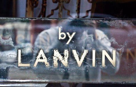 Lanvin recrute un nouveau directeur général pour booster ses ventes