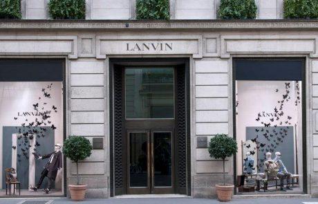 Lanvin cherche un nouveau styliste