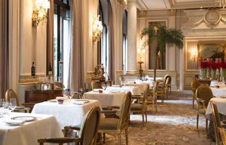 Le George V : premier palace à offrir trois restaurants étoilés