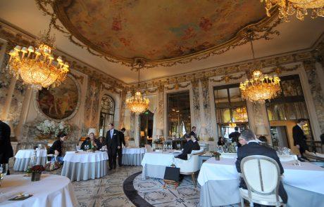 Alain Ducasse s'associe à de grands chefs pour un dîner d'exception au Meurice