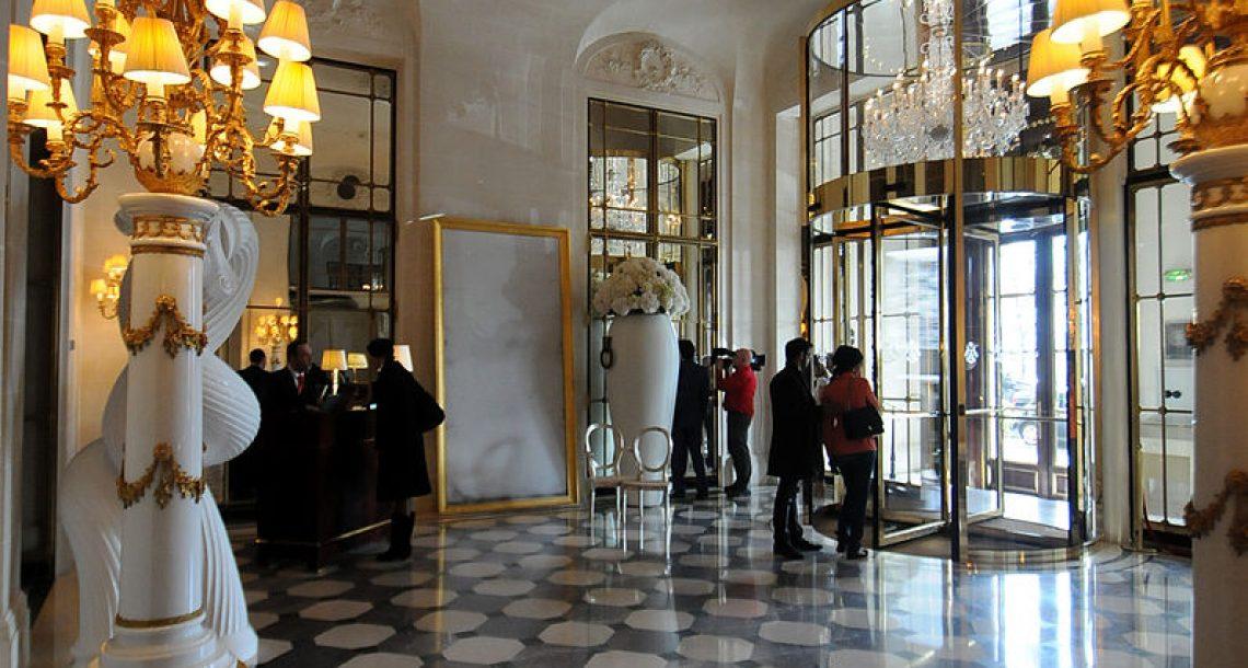 Hôtels de luxe et art contemporain: un partenariat gagnant-gagnant