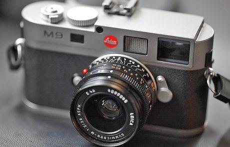 Leica se repositionne sur le marché du luxe