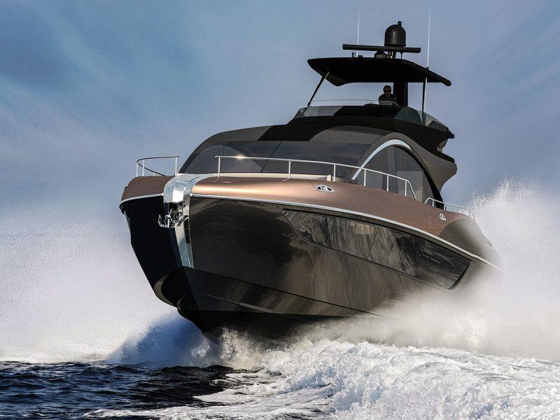 Lexus se lance dans le yacht de luxe