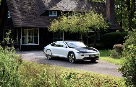 Lightyear One : la voiture solaire qui veut concurrencer Tesla