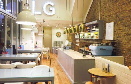 London Grace : le concept store anglais se développe