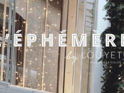 Lou Yetu ouvre une bijouterie éphémère pour Noël