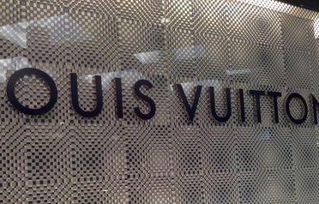 Louis Vuitton homme à l'honneur ce mois-ci