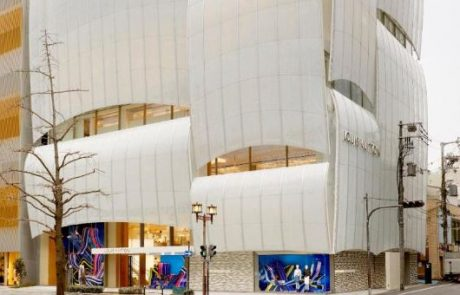 Louis Vuitton ouvrira un magasin à Osaka