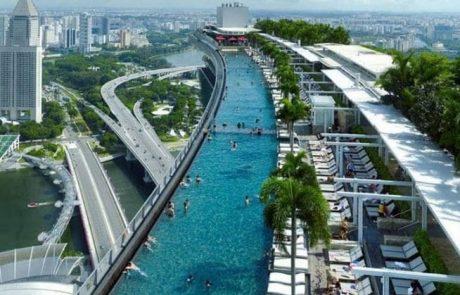 Le Marina Bay Sands : le luxe version démesure