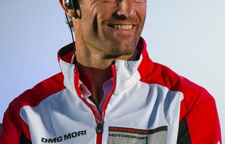 Porsche et Hugo Boss présentent leur nouvelle collection incarnée par Mark Webber