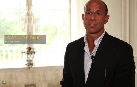 Massimo Piombini quitte Balmain