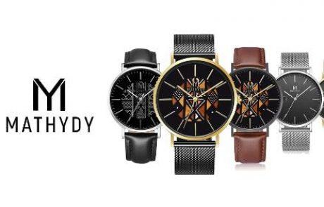 Mathydy, les montres de luxe venues d'Afrique