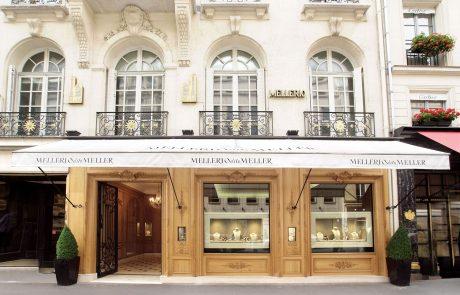 Mellerio aux Galeries Lafayette Haussmann
