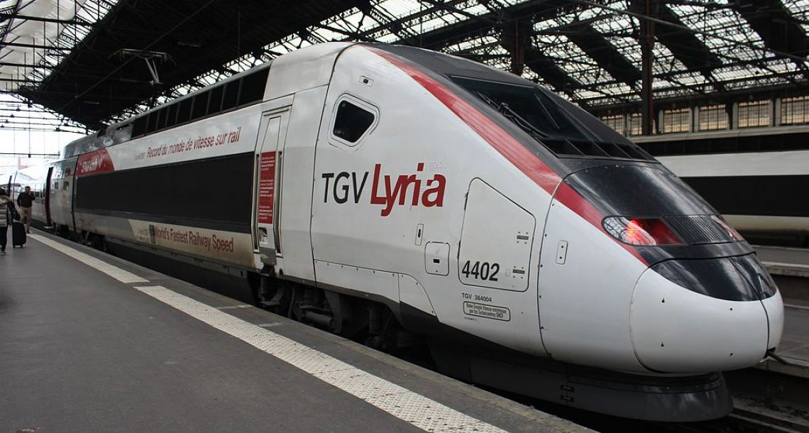 Michel Roth nouveau chef cuisinier du TGV Lyria